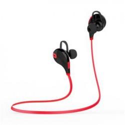 EVOLVEO SportLife XS3, Bluetooth stereo sluchátka s mikrofonem, červeno-černé SL-XS3-RED