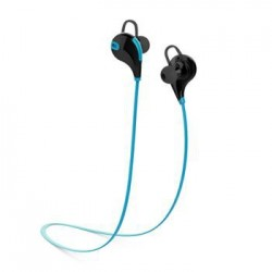EVOLVEO SportLife XS2, Bluetooth stereo sluchátka s mikrofonem, modro-černé SL-XS2-BLU