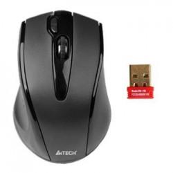 A4tech G9-500F-1 V-track, bezdrátová optická myš, 2.4GHz, 2000DPI, 15m dosah, USB