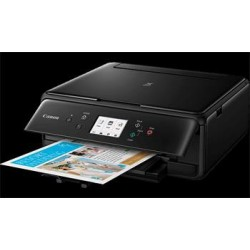 Canon PIXMA TS6150 - PSC/Wi-Fi/WiFi-Direct/BT/Duplex/PictBridge/4800x1200/USB black 2229C006
