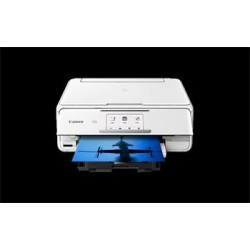 Canon PIXMA TS8151 - PSC/Wi-Fi/WiFi-Direct/BT/Duplex/PictBridge/PotiskCD/4800x1200/USB white 2230C026