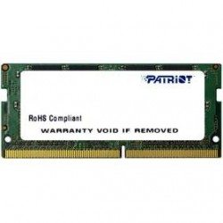 Patriot Signature 4GB DDR4 2400Mhz SO-DIMM PSD44G240041S
