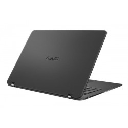 "ASUS Zenbook Flip UX360UAK-DQ417R Intel i5-7200U 13,3"" QHD+ Touch leskly UMA 8GB 256GB SSD WL BT Cam W10 PRO čierna"