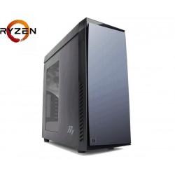 Prestigio Xtreme Ryzen 5 1600X RX570 16GB 2TB+240GB SSD DVDRW HDMI USB3 KLV+MYS W10 64bit PSX160X16D2T240570W10