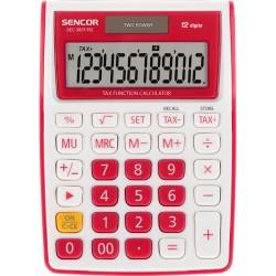 Kalkulačka Sencor SEC 363T/RD