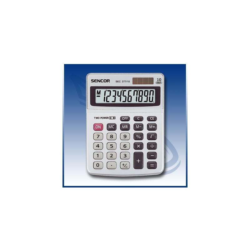 Kalkulačka Sencor SEC 377/10