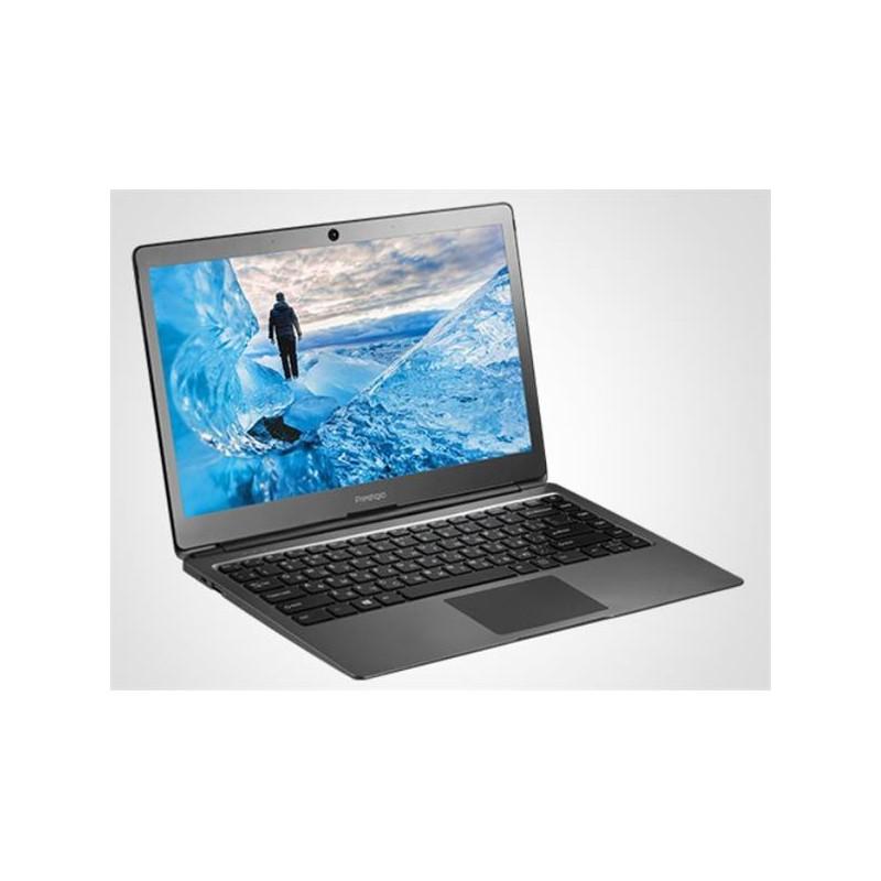 """Prestigio Smartbook 13.3"""" IPS 1920x1080 3/32GB Celeron N3350 2.4GHz 0.3MPx 10000mAh Win10 PSB133S01ZFH_DG_CZ"""
