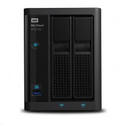 Western Digital My Cloud PRO PR2100 2x2TB WDBBCL0040NBK-EESN
