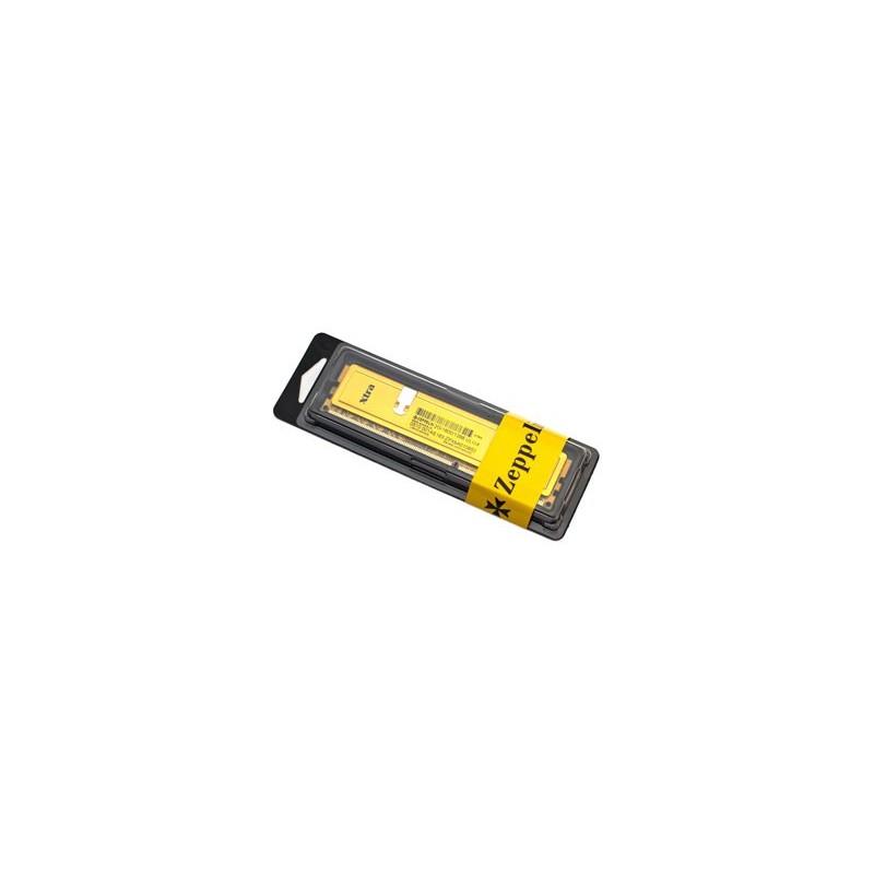 EVOLVEO DDR3 2GB 1333MHz EVOLVEO Zeppelin GOLD (s chladičem,box), CL9 2G/1333/XK EG