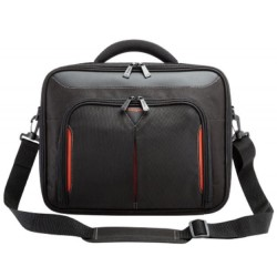 Targus Taška 13 - 14.1' / 33 - 35.8cm Classic+ Clamshell Case, čierna a červená CN414EU