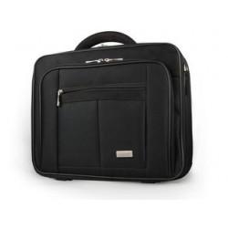 Natec BOXER taška na notebook 15.6', Anti-Shock systém, čierna NTO-0392