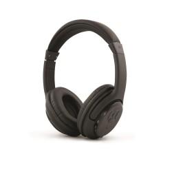 Esperanza EH163K LIBERO Bezdrôtové Bluetooth 3.0 stereo slúchadlá, čierne EH163K - 5901299909942