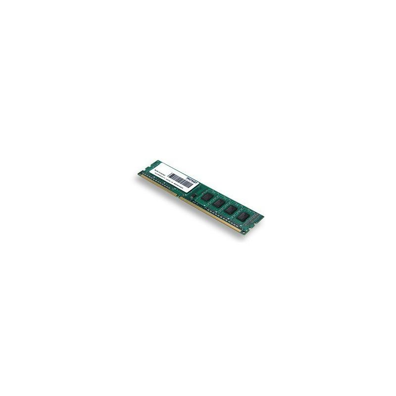 Patriot 4GB 1600MHz DDR3 CL11 DIMM PSD34G160081