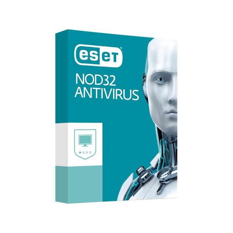 BOX ESET NOD32 Antivirus pre 2PC / 1rok NOD32-AV-2PC-1Y-BOX-2018