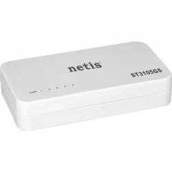 NETIS ST3105GS Switch 5-Port/1000Mbps/Desk
