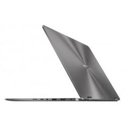 """ASUS Zenbook FLIP 14 UX461UA-E1010T Intel i5-8250U 14"""" FHD Touch matny UMA 8GB 256 SSD WL BT Cam W10 šedý"""