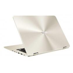 "ASUS Zenbook FLIP 14 UX461UA-E1074T Intel i5-8250U 14"" FHD Touch matny UMA 8GB 256 SSD WL BT Cam W10 zlatá"
