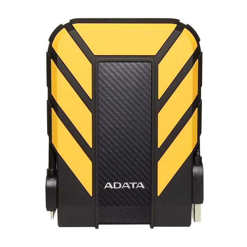 "External HDD Adata HD710 Pro 1TB 2,5"" IP68 Yellow AHD710P-1TU31-CYL"