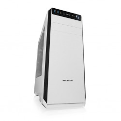 MODECOM PC skrinka OBERON PRO USB 3.0 White AT-OBERON-PR-20-000000-0002