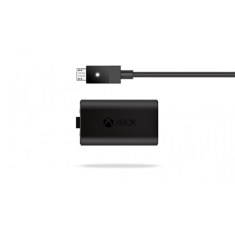 Xbox ONE Play & Charge Kit Black S3V-00014