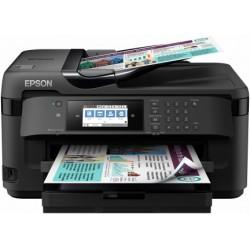 Epson WorkForce WF-7710DWF A3, All-in-One, LAN, duplex, ADF, Fax, WiFi, NFC C11CG36413