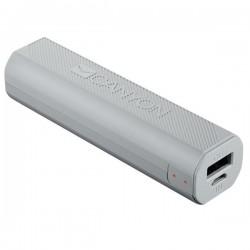 Canyon CNE-CPBF26W Powerbank 2600mAh, Li-Ion, single USB 5V/1A, pre smartfóny, biela