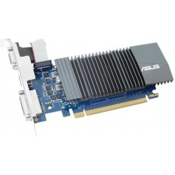 ASUS GeForce GT 710, 1 GB GDDR5 , DVI / HDMI GT710-SL-1GD5-BRK
