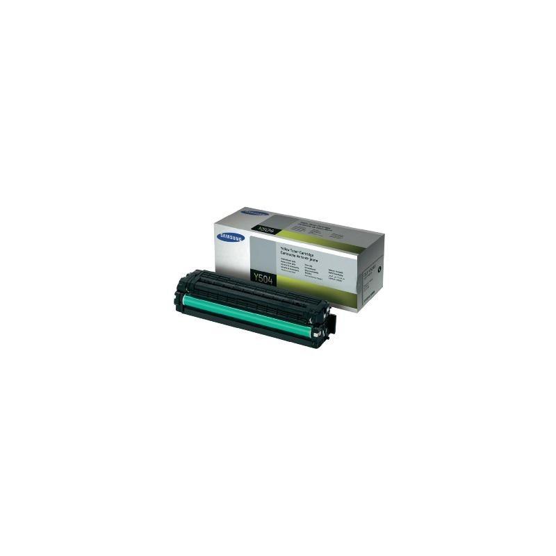 TONER SAMSUNG CLT-Y504S CLT-Y504S/ELS