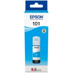 Epson atrament L6190 Cyan ink container 70ml C13T03V24A
