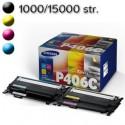 TONER SAMSUNG CLT-P406C CLT-P406C/ELS