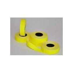 Etikety Motex 16x23 žlté