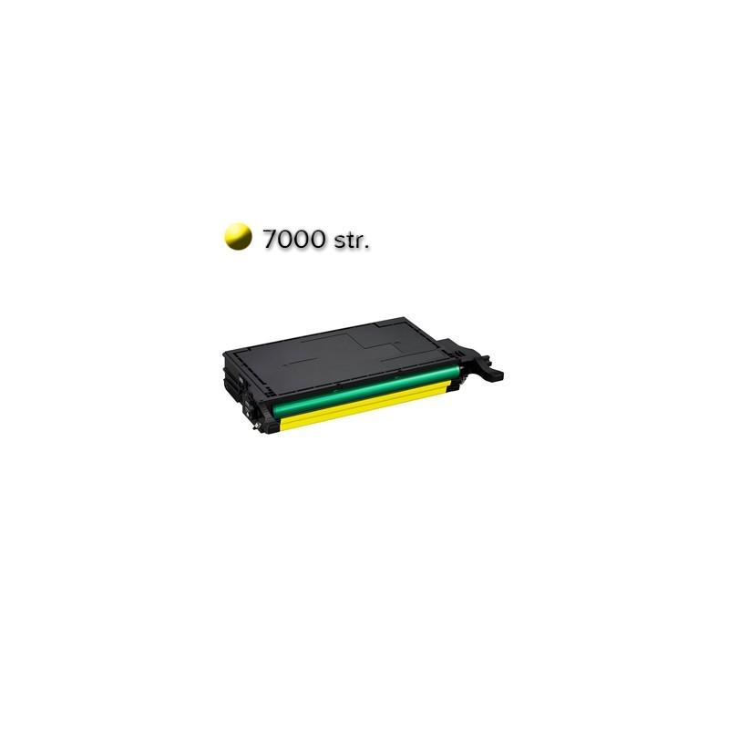 TONER SAMSUNG CLT-Y6092S CLT-Y6092S/ELS