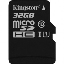 KINGSTON Micro SDHC 32GB UHS-I SDCS/32GBSP