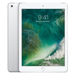 APPLE iPad (2017) 128GB Cell/WiFi Sil MP272FD/A