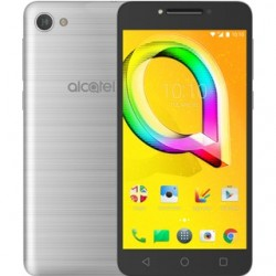 ALCATEL ONETOUCH A5 LED 5085D Metallic Silver 5085D-2AALE11