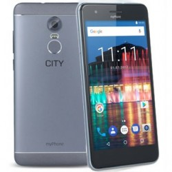 MYPHONE CITY Dual SIM šedý TELMYACITYGR