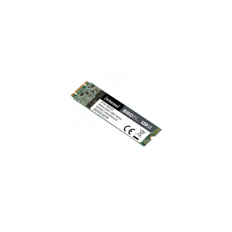 INTENSO SSD HIGH 120GB M.2 3813430