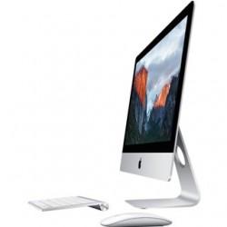 """APPLE iMac (2017) 27"""" 5K i5/8G/2TF/Pro/Sierr/Sil MNED2SL/A"""