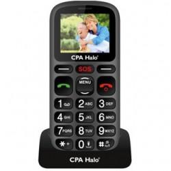 MYPHONE Telefón pre seniorov HALO 16 čierny TELMY1016BK