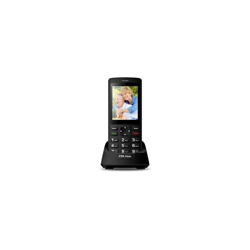 MYPHONE Telefón pre seniorov HALO PLUS čierny TELMY1017BK
