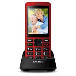 MYPHONE Telefón pre seniorov HALO PLUS červený TELMY1017RE