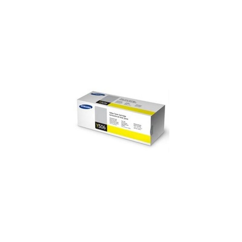 TONER SAMSUNG CLT-Y506L CLT-Y506L/ELS