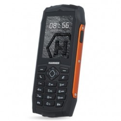 MYPHONE HAMMER 3 Dual Sim orange TELMYHHA3OR