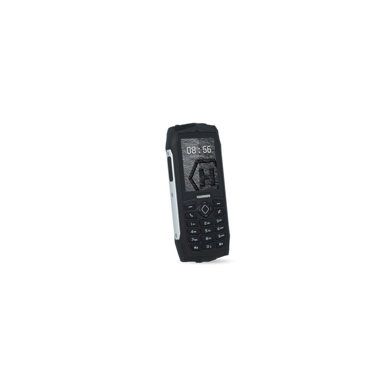 MYPHONE HAMMER 3 Dual Sim silver TELMYHHA3SI