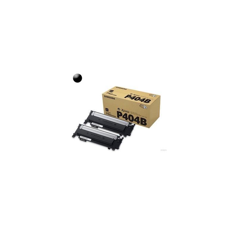 TONER SAMSUNG CLT-P404B/ELS Twin pack (black)