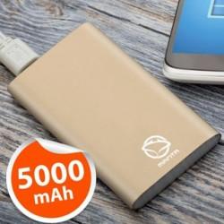 MANTA Powerbanka 5 000 mAh MPB950G gld