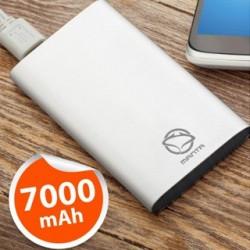 MANTA Powerbanka 7 000 mAh MPB970S sil