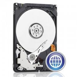 "HDD WD SCORPIO BLUE 750GB 2,5"" SATA WD7500BPVX"