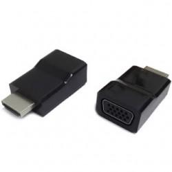 Redukcia s Samec HDMI na Samica VGA A-HDMI-VGA-001