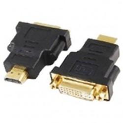 Redukcia z HDMI male na DVI female pozlat. kontakt A-HDMI-DVI-3
